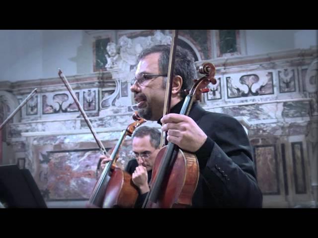 Quartet in Residence - Quartetto Gagliano
