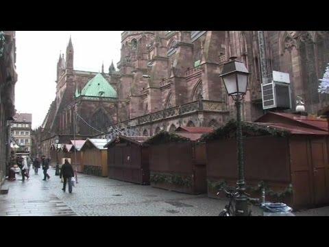 Le marché de strasbourg