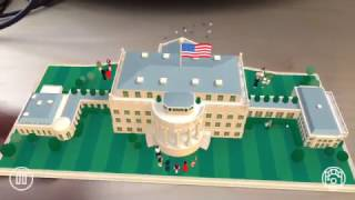 Visit the White House in Augmented Reality with 1600