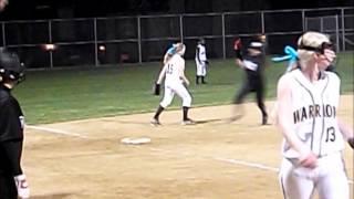 Nicolle Miranda Blasts Her Second Home Run Of 2013!