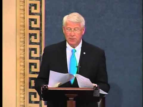 Senator Wicker on Water Resources Development Act (WRDA)