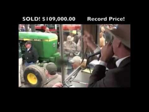 Hamilton, IL Consignment Auction: 3/15/11