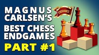 Magnus Carlsen's Best Chess Endgames 😲 GM Damian Lemos