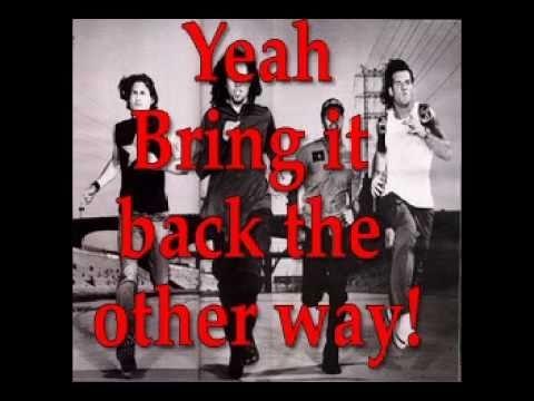 Rage Against The Machine - Take the Power Back lyrics