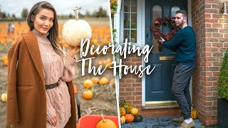 DECORATING OUR HOUSE FOR AUTUMN / HALLOWEEN!