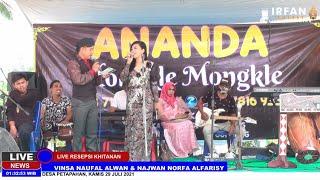 LIVE (DELAY)FULL ALBUM ANANDA CMPUR SARI, MONGKLE MONGKLE PIMP. OM. BINAYO
