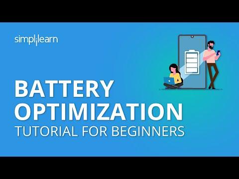 Battery Optimization | Android App Development Tutorial For Beginners