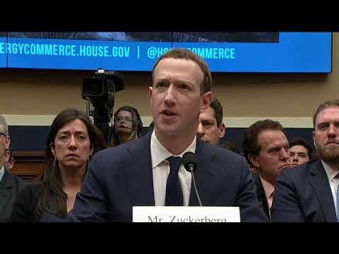 Zuckerberg: Regulation of social media 'inevitable'