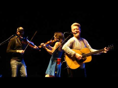 Drink the Night Away Gaelic Storm Live Richmond Virginia February 4 2016 some Carbon Leaf help