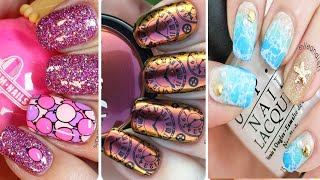 Top 15 Easy Nail Art by Vics Nails💅Amazing Nail Art Designs for Short Nails Tutorial Compilations