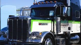 Jade Transport's 2015 Peterbilt 389 and 2010 Brenner tanker