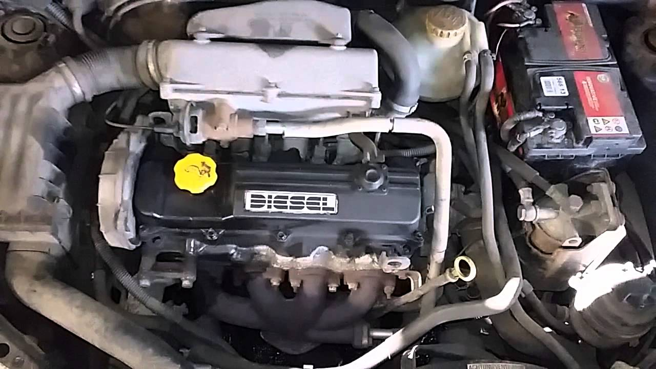 Контрактный двигатель Opel (Опель) 1.9 Z19DTH | Где купить? | Тест мотора