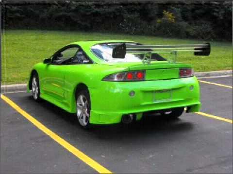 1998 Mitsubishi Eclipse - Lombard IL - YouTube