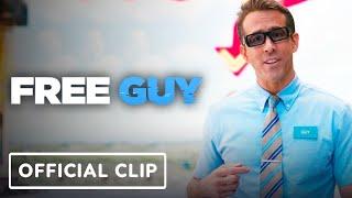 Free Guy - Official Blue Shirt Guy Clip (2021) Ryan Reynolds, Joe Kerry, Utkarsh Ambudkar