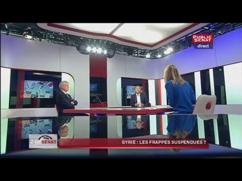 Invité: Alain Richard et Gilles Kepel - 24H Sénat (10/09/2013)