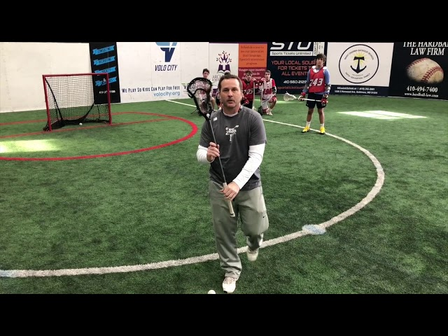 Millon Lacrosse Tip of the Month - Catching