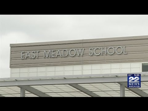 Ribbon cutting held for new East Meadow School in Granby