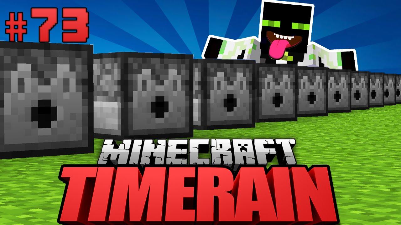 Die HEFTIGSTE CHALLENGE EVER Minecraft Timerain DeutschHD - Minecraft timerain spielen