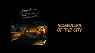 Sidewalks Of The City - Lucinda Williams