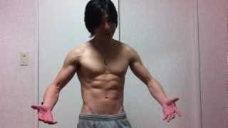 今年41歳のおっさんです(^○^) 筋トレ頑張ってます(^-^)