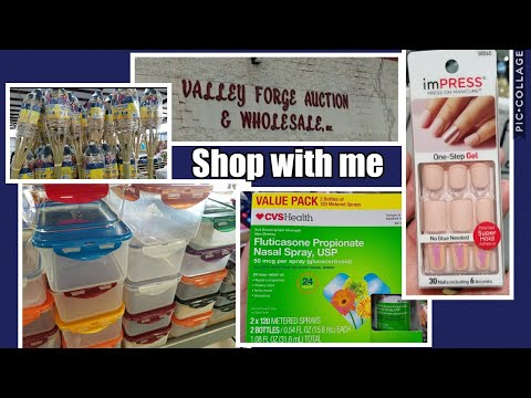 Bargain Warehouse Shop with me