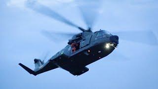 På vagt med redningshelikopteren: Klar 24 timer i døgnet, året rundt