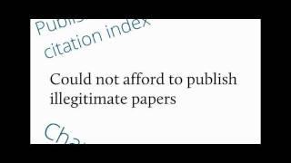 Scientific paper search engine
