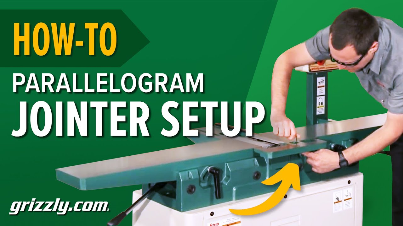 Parallelogram Table Saw Jig