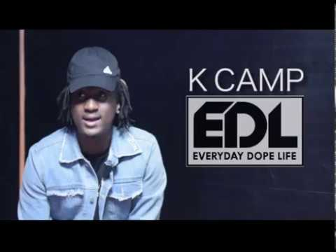 "K Camp ""Rockstar Crazy Tour"" Exclusive Interview With EDL"