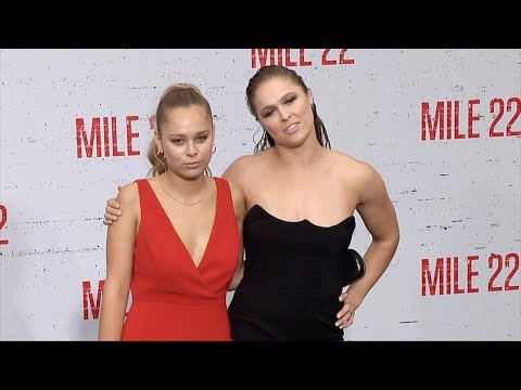 Ronda Rousey and Julia De Mars