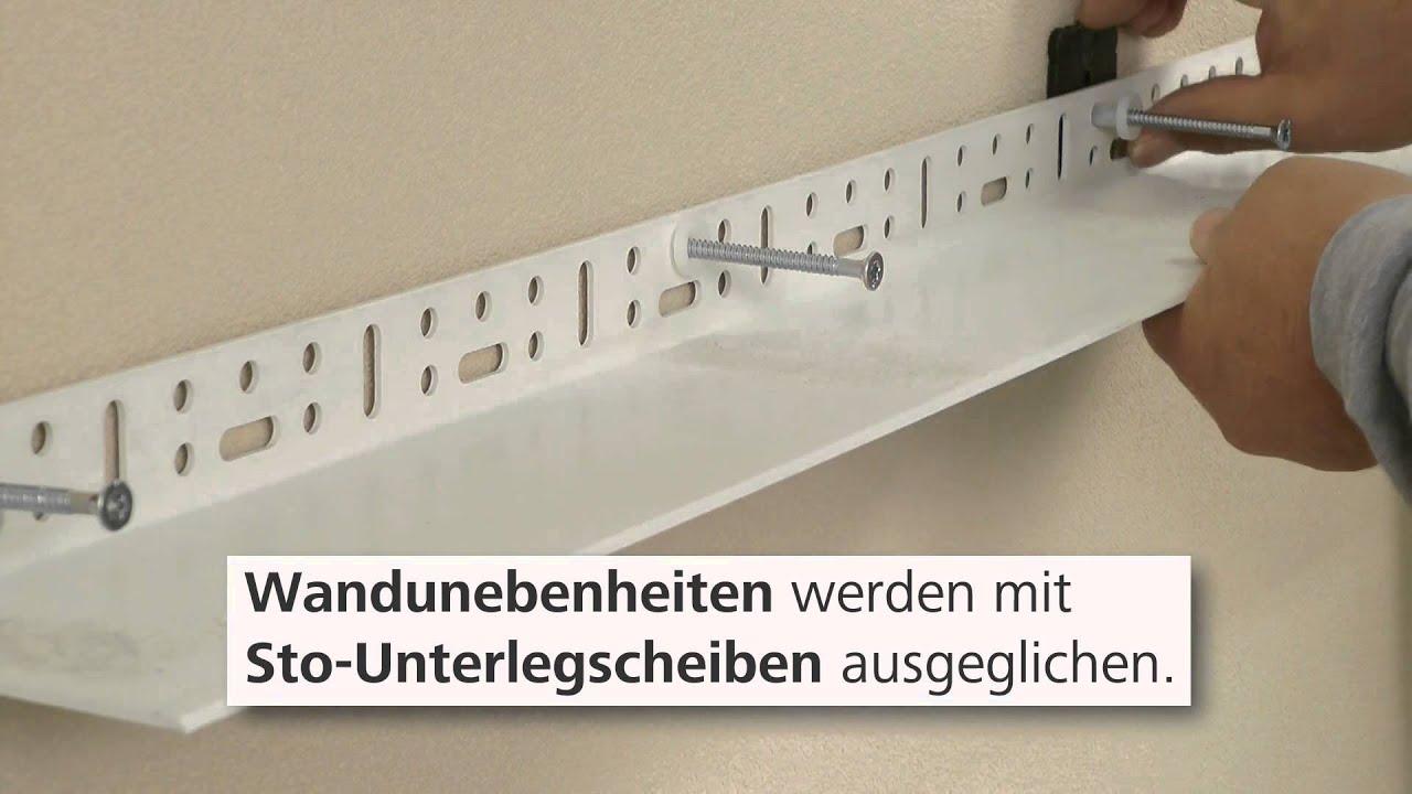 Sto-Startprofil PH-K - Wärmebrücken minimierter Sockelanschluss ...