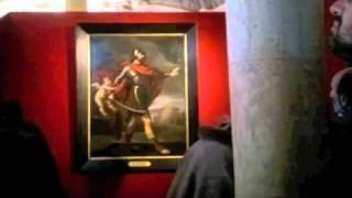Il Guercino Ritrovato Quando Amore ferma la Guerra  Roma - dal 22 marzo al 12 giugno 2011