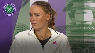 Wimbledon 2018: Caroline Wozniacki 'excited' for Championships