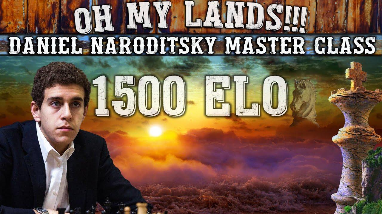 Master Class | Open Sicilian | Chess Speedrun | Grandmaster Naroditsky