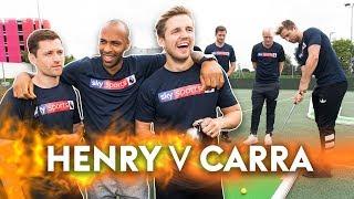 Carragher v Henry | Crazy Golf Challenge! ⛳
