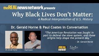 Why Black Lives Don