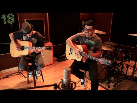 BEST ACOUSTIC SONG EVER STUDIO SESSION! NOW ON ITUNES, AMAZON, SPOTIFY AND GOOGLE PLAY!