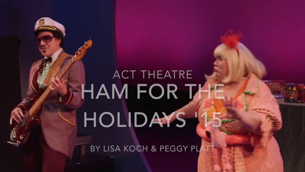 Lisa Koch Ham for the Holidays