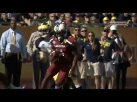 Ace Sanders Highlights S.Carolina- My Speakers