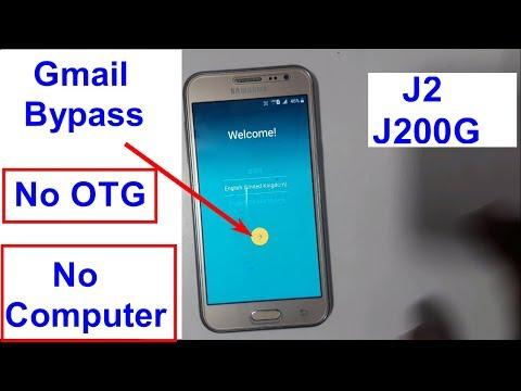 Samsung J2 Google Account Verification  No OTG No PC  Google Lock Gmail Bypass Frp Eazy