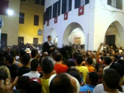 San Juan Ciudadela,Sant Joan Ciutadella  Menorca 2012