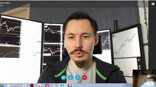 Андрей Беритц:  рынок крипты