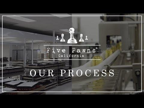 Five Pawns Sets New Standard for Vapor Liquid Manufacturing