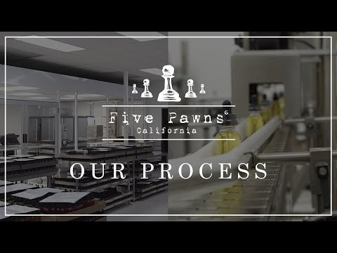 Five Pawns Sets New Standard for Vapor Liquid Manufacturing Mp3