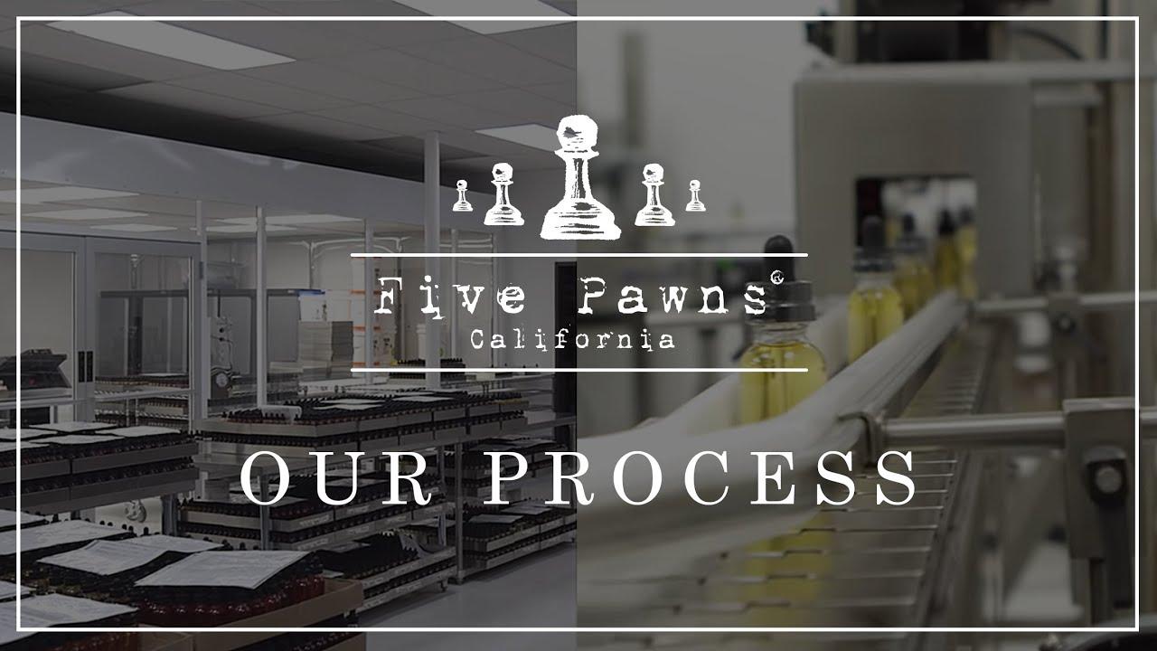 Five Pawns | The World's Best eLiquid