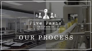 Five Pawns Sets New Standard for Vapor Liquid Manufacturing
