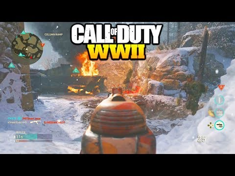how to have no recoil in ww2