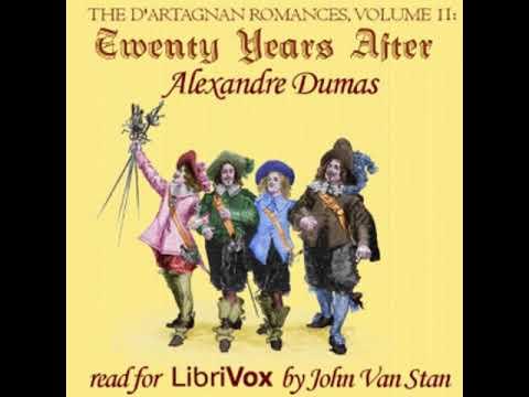 The d'Artagnan Romances, Vol 2: Twenty Years After (version 2) by Alexandre DUMAS Part 3/4