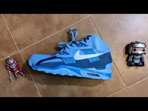 Nike Air Trainer SC High Review And On Feet!!