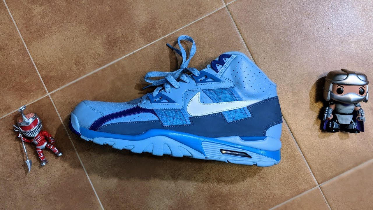 5c7221ab43 Nike Air Trainer SC High Review and On Feet!! - YouTube